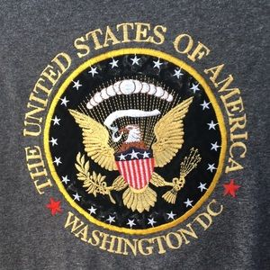 Other - Washington D.C. Presidential Eagle Seat T-Shirt